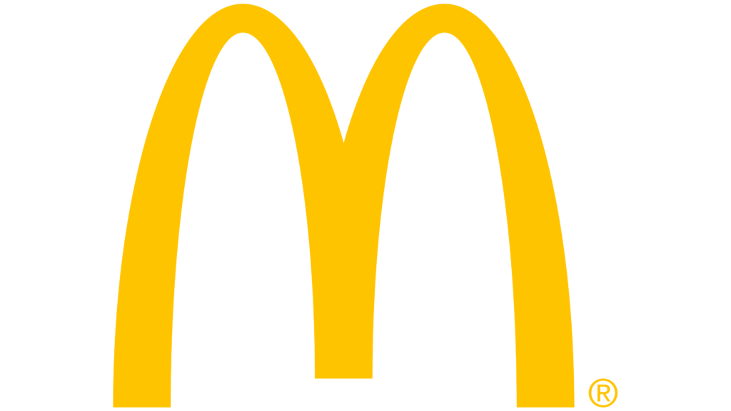 projekt logo McDonald's