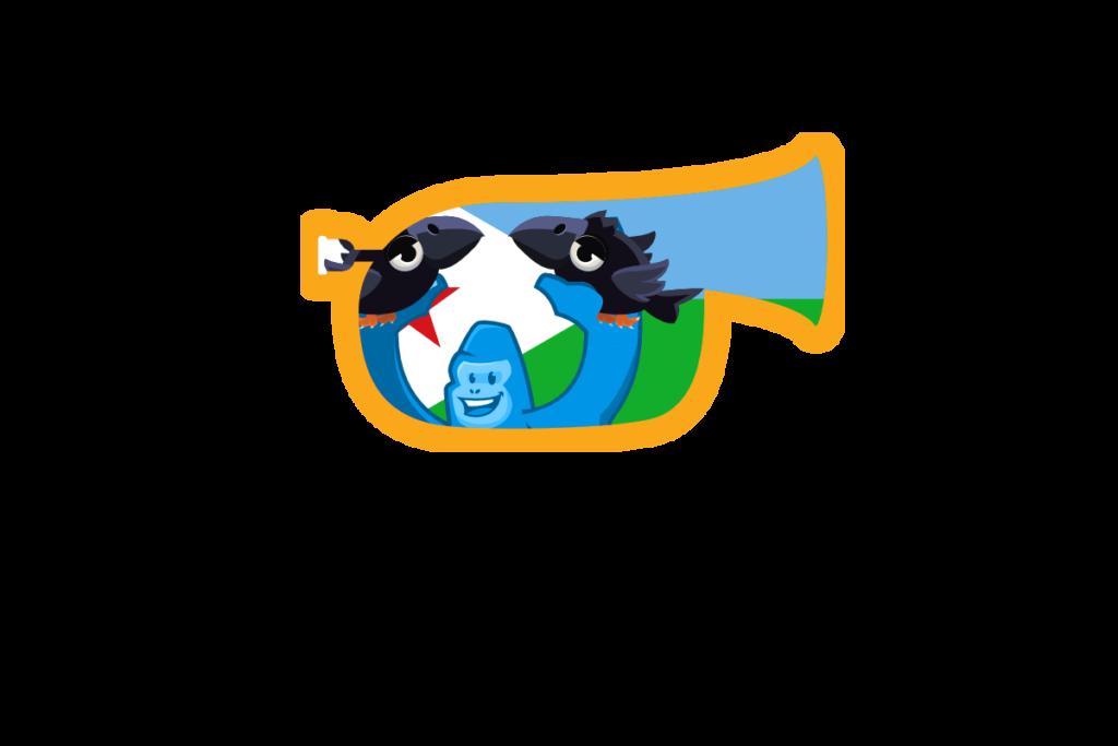 projekt logo Goryl
